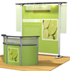 exhibitline modular pole system